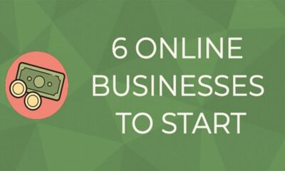 6 online business